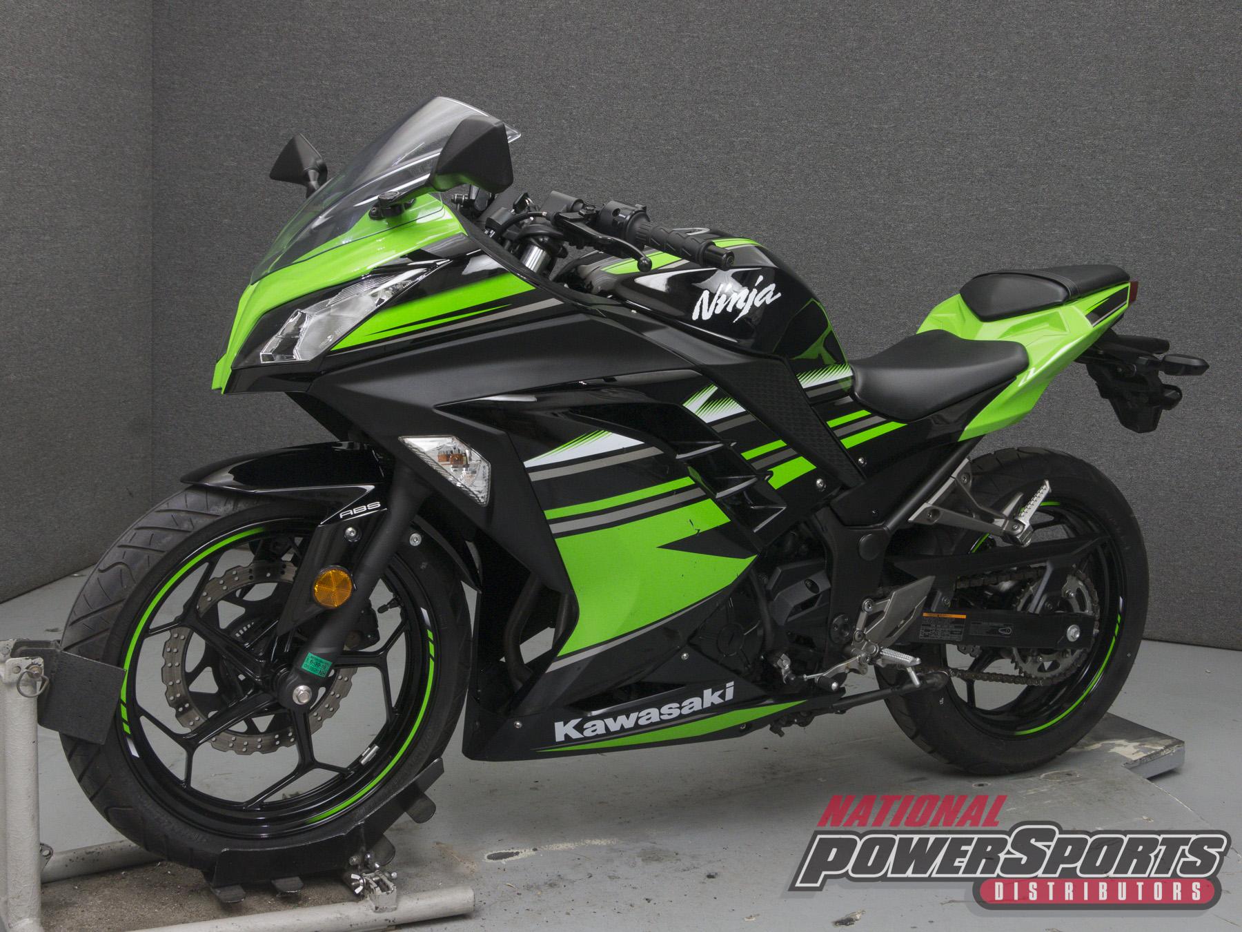 Kawasaki Ninja Abs Krt Edition Nada